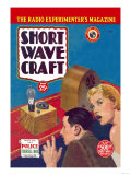 Short Wave Craft: Make This New Police Thrill Box Posters