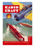 Radio Craft: Radio Motored Torpedoes Prints