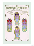 American Perfumer and Essential Oil Review, October 1913 Posters
