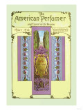 American Perfumer and Essential Oil Review, May 1913 Poster