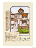 The New York Type Duplex Print by Geo E. Miller