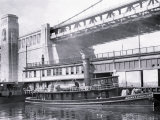 Philadelphia's 1st Fireboat Posters