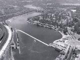 Aerial Shot of Philadelphia, Pennsylvania Poster