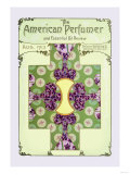 American Perfumer and Essential Oil Review, August 1913 Posters