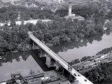 Bridge over Schukill River, Philadelphia, Pennsylvania Posters