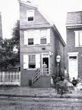 Half of a House, Philadelphia, Pennsylvania Posters