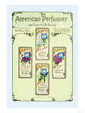 American Perfumer and Essential Oil Review, April 1911 Print