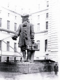 Statue of William Penn in Courtyard of City Hall, Philadelphia, Pennsylvania Photo