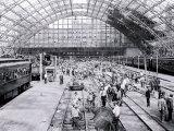 Inside Reading Terminal, Philadelphia, Pennsylvania Prints