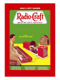Radio Craft: The Radio Trillion-Tone Organ Posters