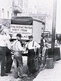 Carriage Vendor, Philadelphia, Pennsylvania Posters