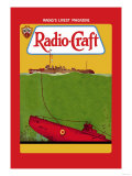 Radio-Craft: Submarine Prints