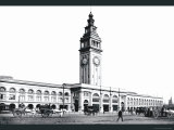 Ferry Building, San Francisco Photo by William Henry Jackson