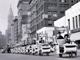 Market Street Parade, Philadelphia Print