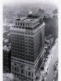 Sky View of Philadelphia Posters