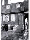 Oyster Shop, Philadelphia, Pennsylvania Print