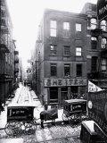 Street Scene, Philadelphia, Pennsylvania Prints