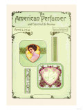 American Perfumer and Essential Oil Review, April 1912 Poster