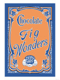 Chocolate Fig Wonders Posters