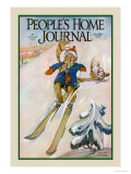 People's Home Journal: January 1926 Prints by Harrison Mccreary