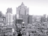 Spruce Street and the Drake, Philadelphia, Pennsylvania Prints