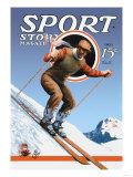 Sports Story Magazine, 1931 Premium Giclee Print