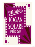 Minter's Logan Square Fudge Posters