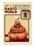 Radio World: The 8-Tube Victoreen Print
