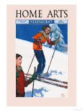 Home Arts, February 1939 Prints by Ralph Coleman