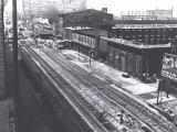 Philadelphia Railroad Tracks Photo