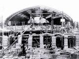Reading Terminal Construction, Philadelphia, Pennsylvania Photo