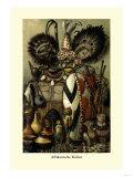 Afrikanische Kultur Prints