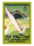 San Sebastian Plakater