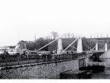 Trolley Bridge, Philadelphia, Pennsylvania Print