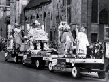 Gimbels Parade Float, Philadelphia, Pennsylvania Posters