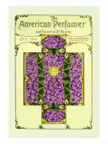 American Perfumer and Essential Oil Review, October 1910 Posters