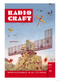 Radio Craft: Japanese Radar Posters