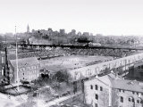 Football Game at Franklin Field, Philadelphia, Pennsylvania Prints