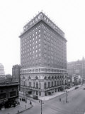 Philadelphia Building Poster