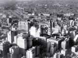 Philadelphia Cityscape Photo