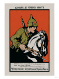 Volunteer for the Red Cavalry Premium Giclee Print