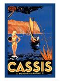 Cassis: Bouches du Rhone Art