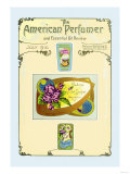 American Perfumer and Essential Oil Review, July 1910 Posters
