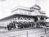 New Train Station, Philadelphia, Pennsylvania Prints