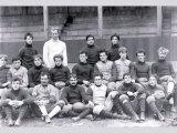 University of Pennsylvania Football Team, Philadelphia, Pennsylvania Prints