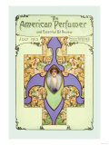 American Perfumer and Essential Oil Review, July 1913 Posters