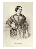 Clara Schumann Photo