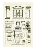 Temple of Nike Apteros at Athens Prints by J. Buhlmann