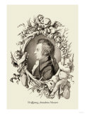Wolfgang Amadeus Mozart Posters