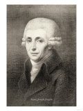 Franz Joseph Haydn Poster